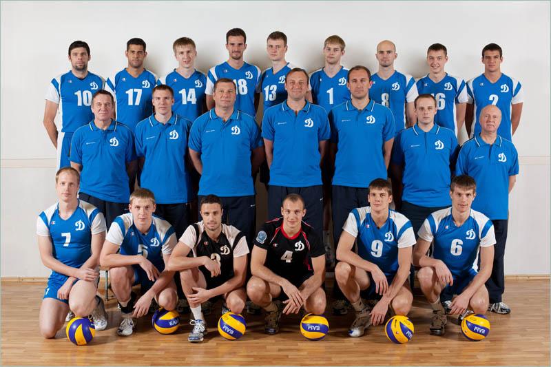 Команда 2009-10 год