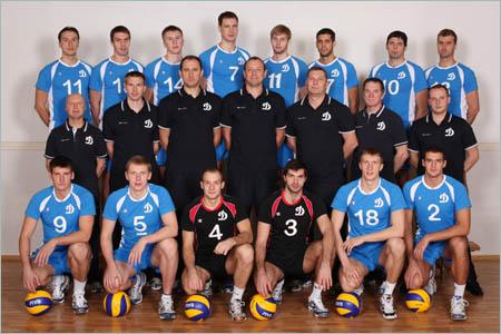 Команда 2010-11 год