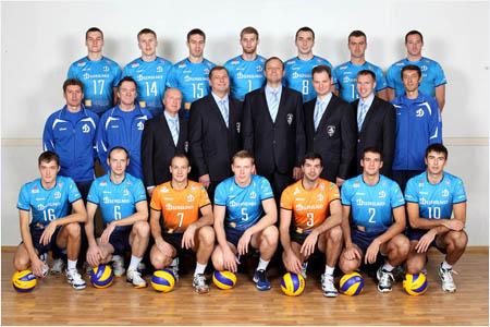 Команда 2011-12 год